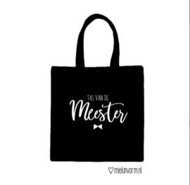 Shopper | Tas van de meester