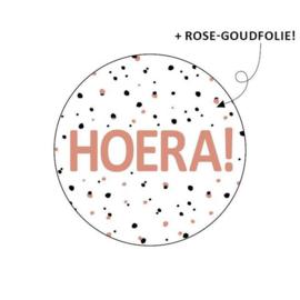 Sticker | Hoera