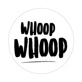 Sticker |  XL Whoop whoop