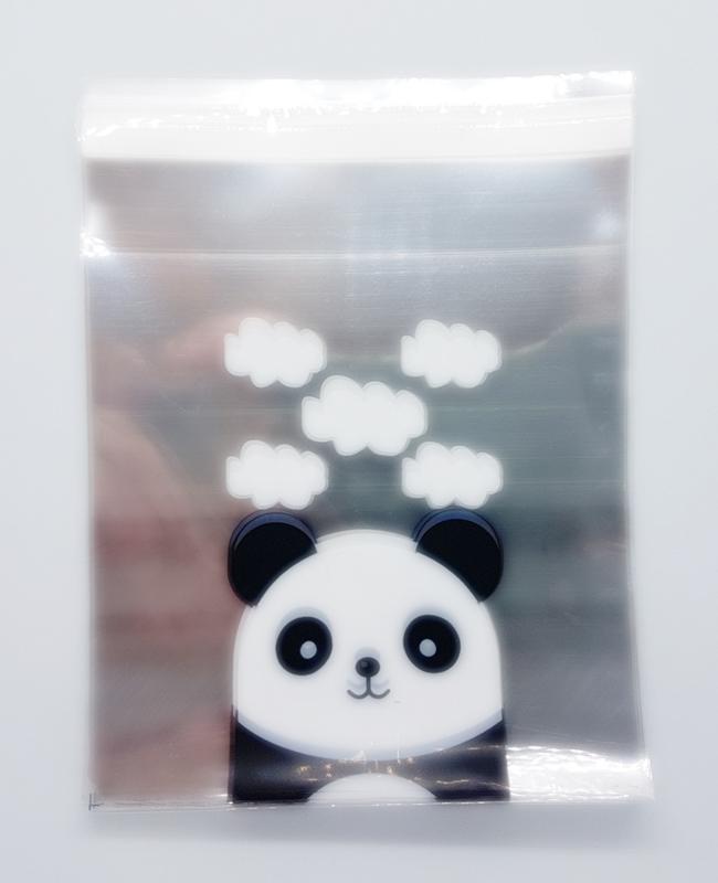 Cellofaanzakje | Panda beer