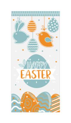 Cellofaanzakje | Happy Easter