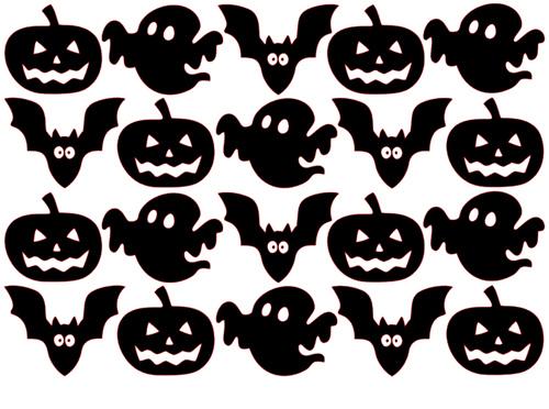 Traktatiestickers   Halloween 20 stuks