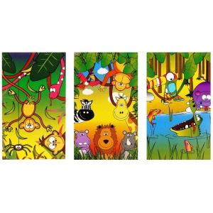 Notitieboekje | Jungledieren