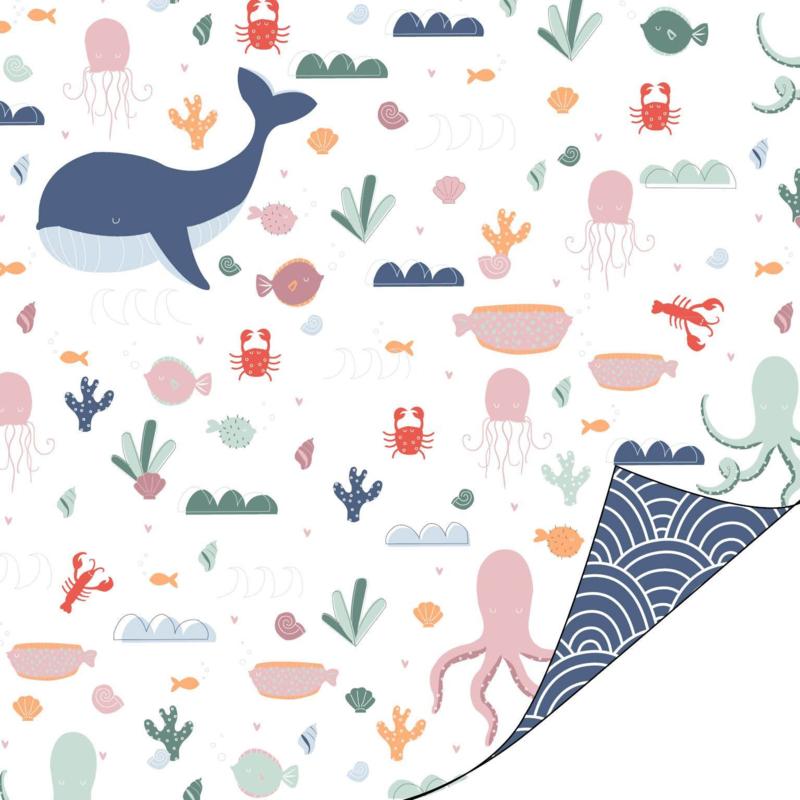 Inpakpapier | Ocean life