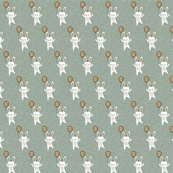 Inpakpapier | Baby bunny