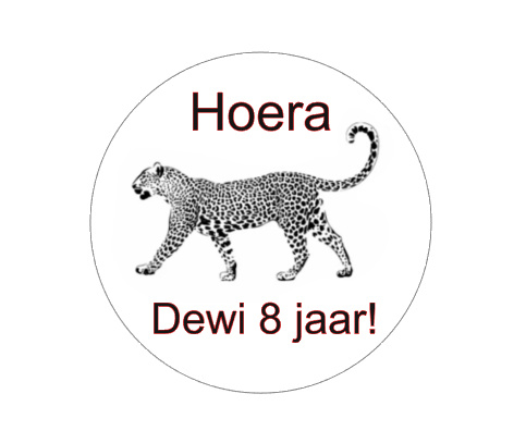 Sticker | Panter