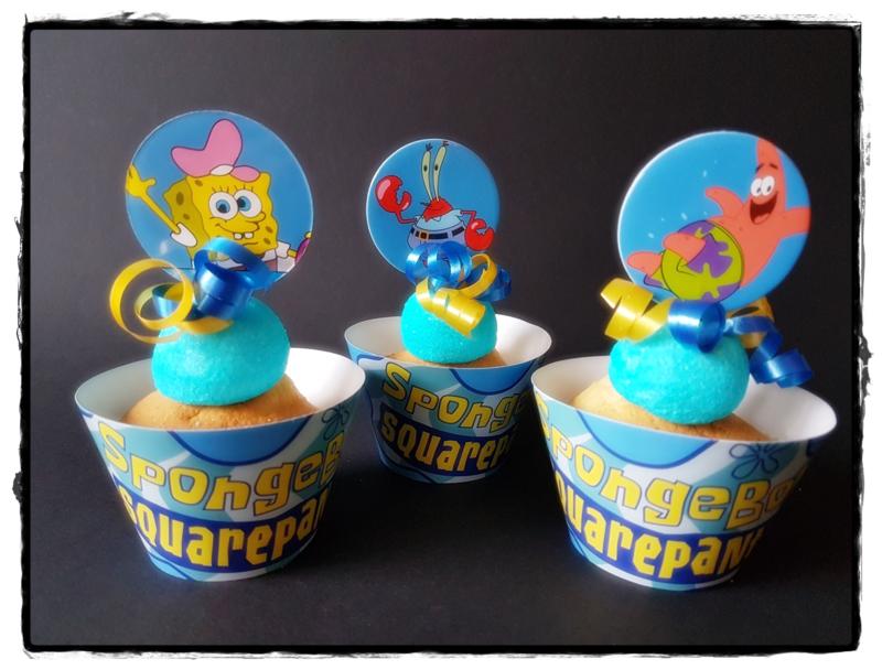 Cupcakewikkel | Spongebob