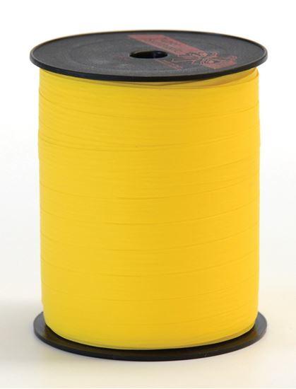 Krullint   Paperlook geel