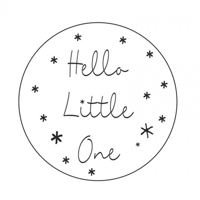 Sticker | Hello little one
