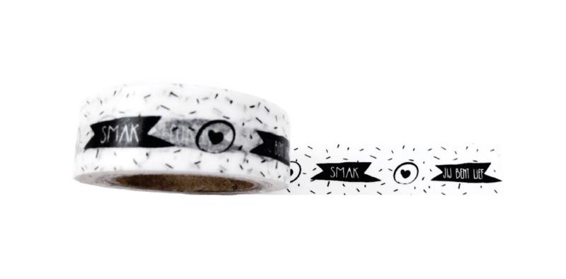 Masking tape | Ik vind je lief