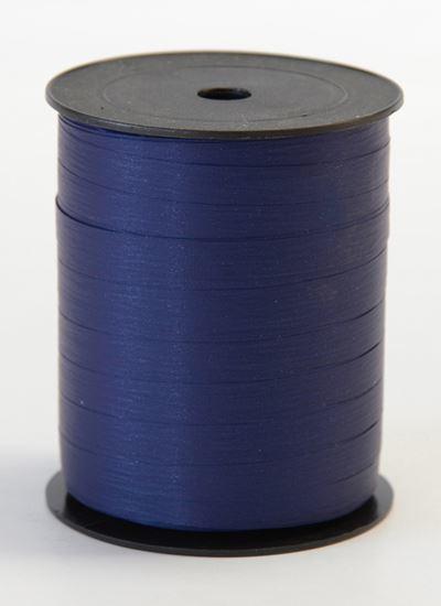 Krullint | Paperlook marineblauw