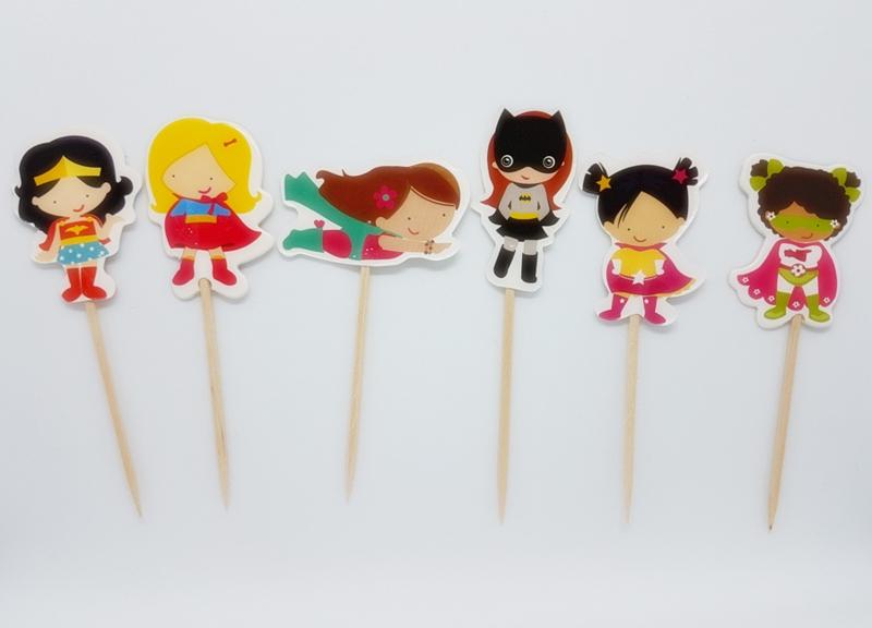 Prikker   Supergirls