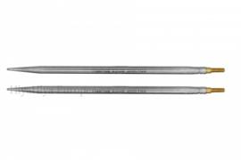 RVS verwisselbare punten - steel tips