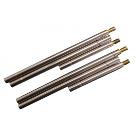 Stainless Steel Single point adapter set - sock