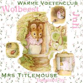 Juli -  Minetje Miezemuis/Mrs Titlemouse
