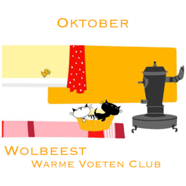 Oktober - Pim en Pom