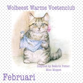 Februari - Poes Mollie