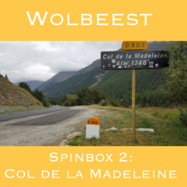 Spinbox 2 - Col de la Madeleine