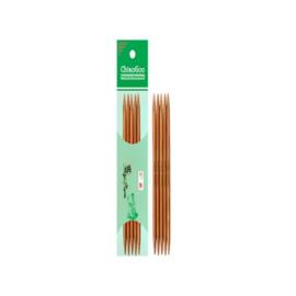 Bamboe sokkennaalden (DPN's) patina