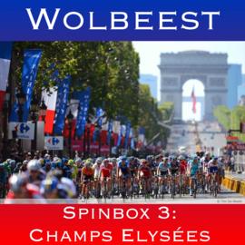 Spinbox 3 - Champs Elysées