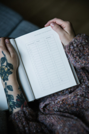 My Knitting Notes - Laine Notebook Mustard