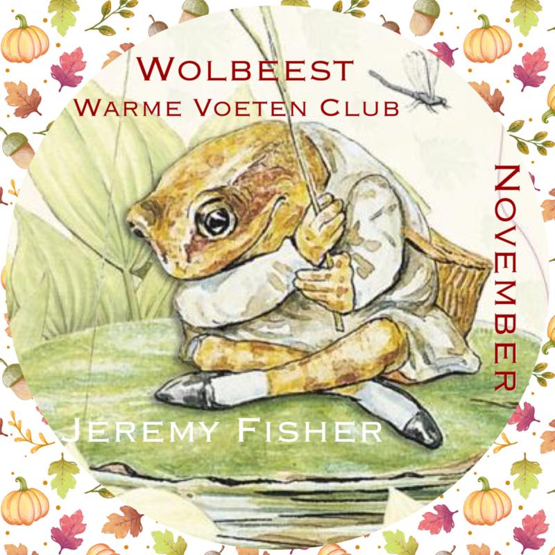 November - Jeremy Fisher
