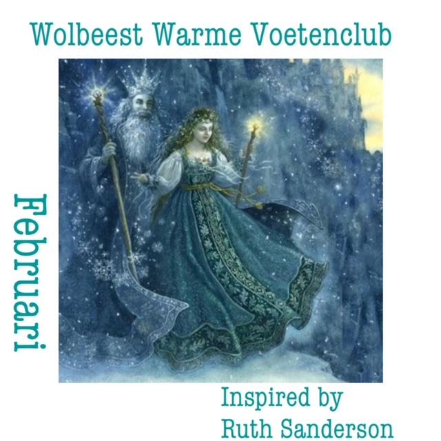 Februari - Winter Queen and King  - Fibre Club