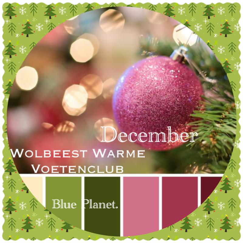 Maand December - Blue Planet