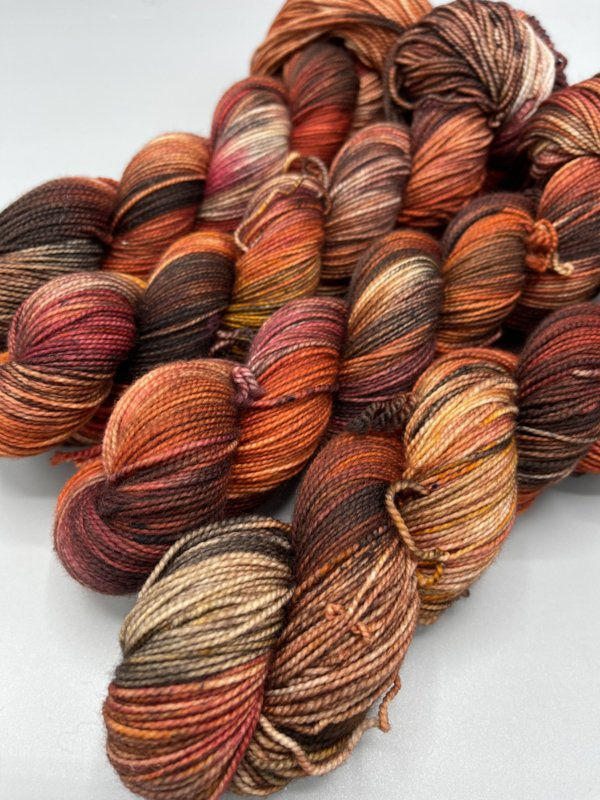 Autumn Browns and oranges