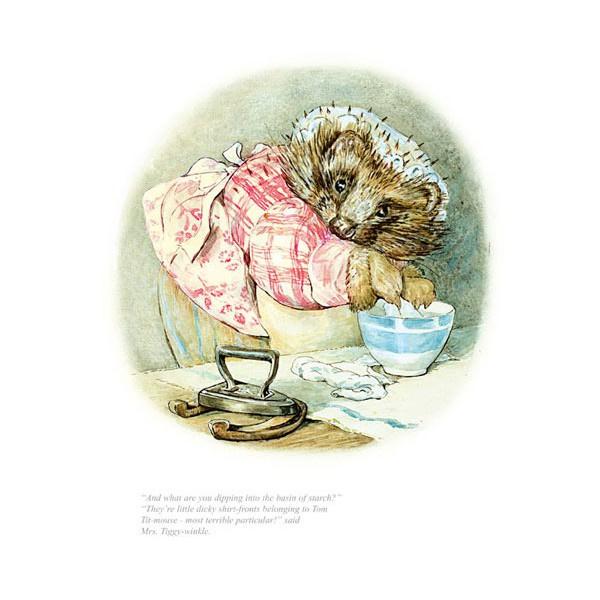 Januari - Mrs Tiggy