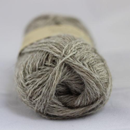 Shetland Heritage Naturals Light Grey