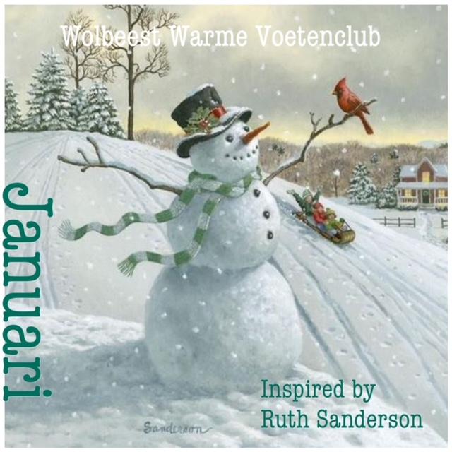 Januari - Snowman