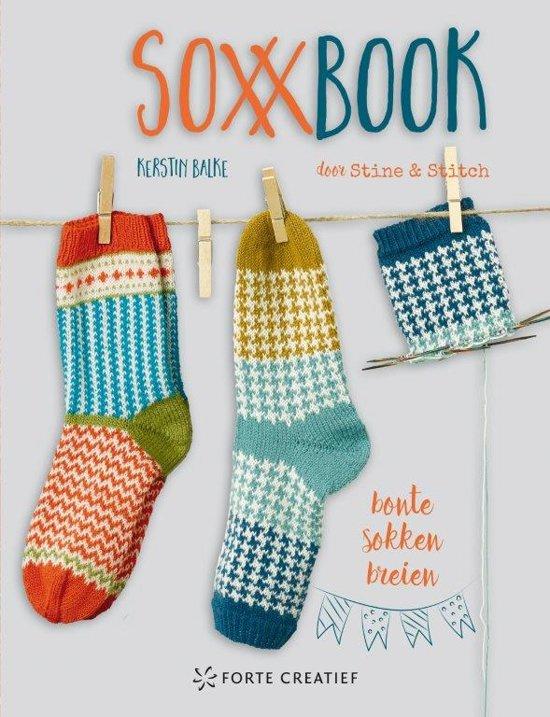 Soxx boek - Kerstin Balke