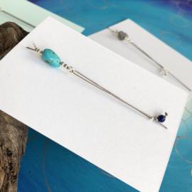Moonbeam Turkoois & Lapis Lazuli