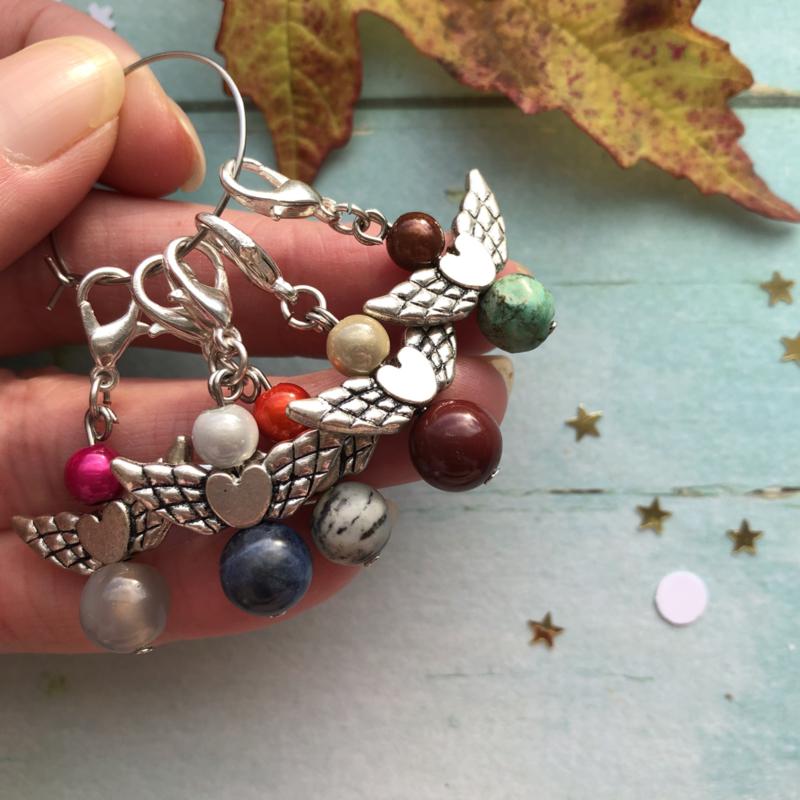Angelwings Multicolour ~ Set  van 5 #2