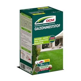 DCM Gazonmest stof 1,5 kg tot 20m2