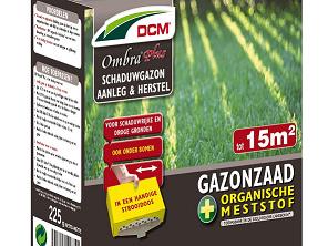 DCM Ombra plus gazonzaad schaduw tot 15m2