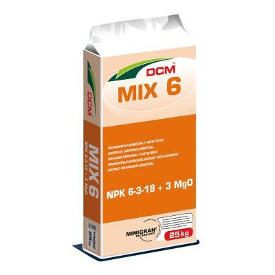 DCM MIX 6 Najaar , 5KG > 50m2