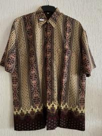 Batik overhemd (4L)
