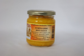 Surinaamse Hot Sauce