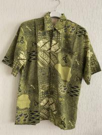 Batik Overhemd (M)