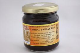 Sambal Badjak Hot