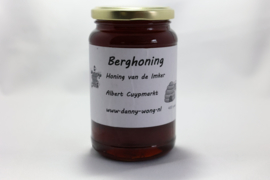 Berg Honing ( 450 gram)