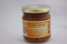 Sambal Rotie (Hete Surinaamse Sambal)