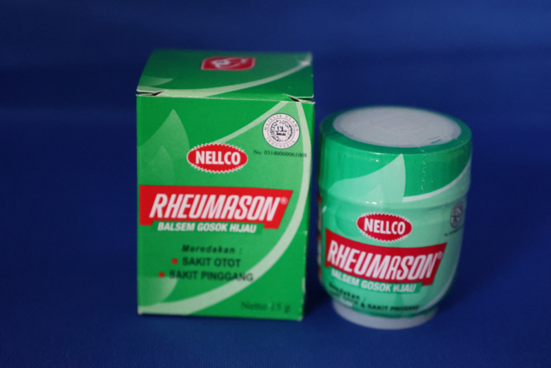 Rheumason groen