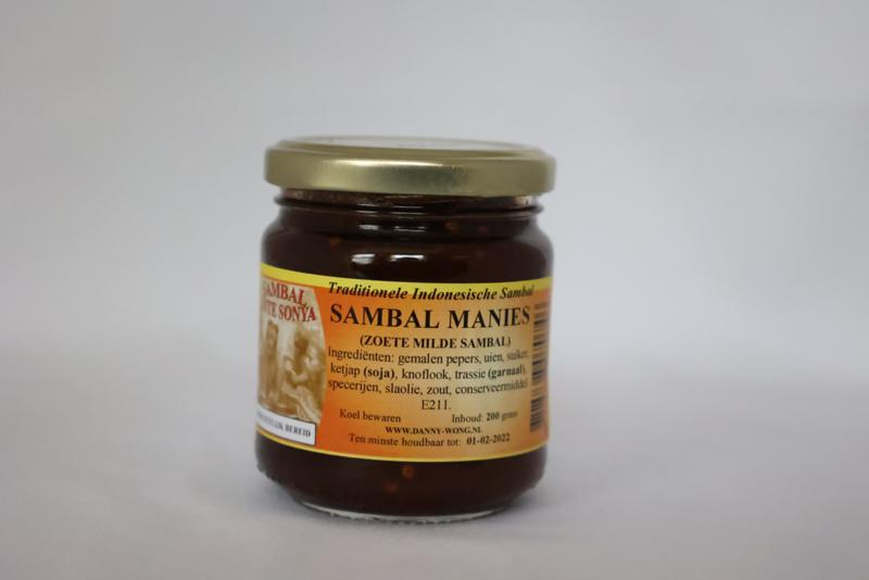 Sambal Manies (Zoete milde sambal)