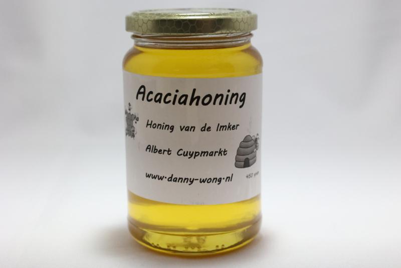 Acacia Honing (450 gram)