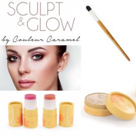 Sculpt&Glow pakket Fris & Lifting (3 artikelen)