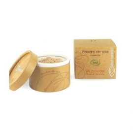 Biologisch silk powder