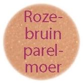 Terre Caramel roze bruin parelmoer (111221)